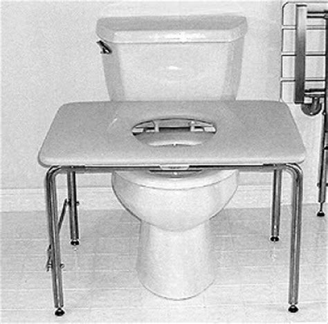 toilet bench toileting aids handicap bathroom accessories splash guard discounts commode chair