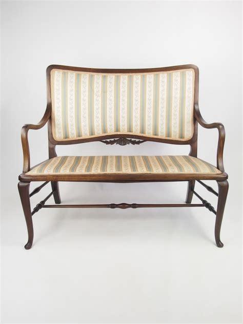 Edwardian Sofa small antique edwardian sofa 270663 sellingantiques co uk