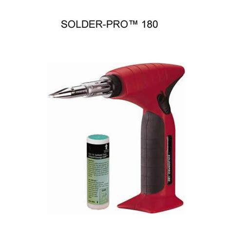 Can You Use Plumbing Solder On Electrical by Solder Pro 180 Cableorganizer