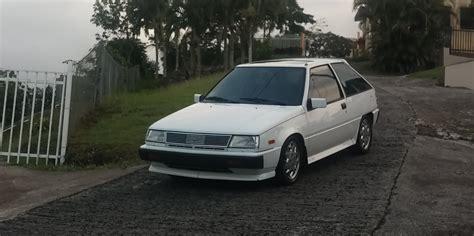 mitsubishi mirage turbo eengell01 s 1987 mitsubishi mirage in 00778