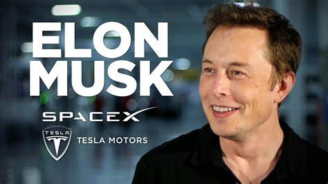 elon musk adalah kisah sukses elon musk miliuner dan inovator teknologi