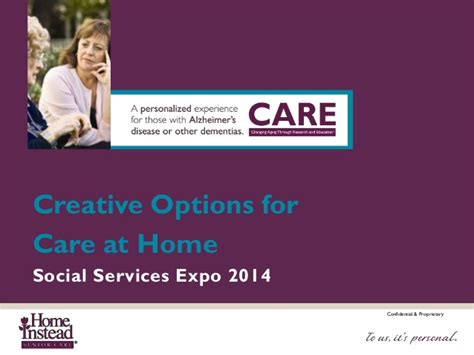 creative options for care at home s22