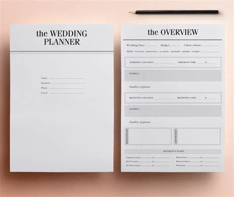 1000  ideas about Wedding Planner Binder on Pinterest