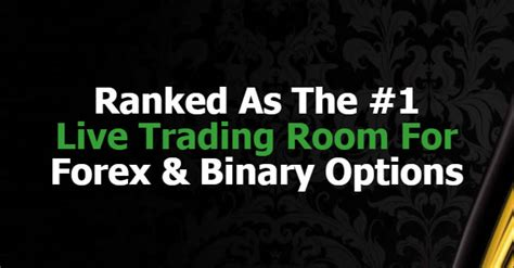 binary options live trading room binary options trading signals review is it a scam or not