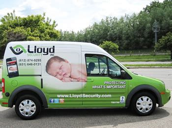 switching home security providers of mn lloyd security inc