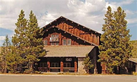 faithful lodge cabins yellowstone alltrips