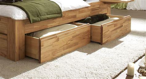 bett mit viel stauraum stauraumbett selbst bauen schubkasten doppelbett mit viel