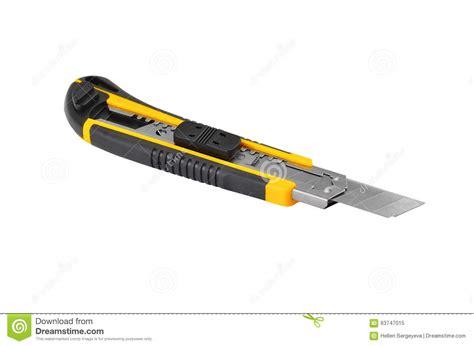 knife construction strangtened construction knife stock image image 63747015