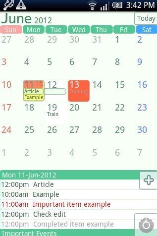 free calendar apps for android 5 free calendar apps for android