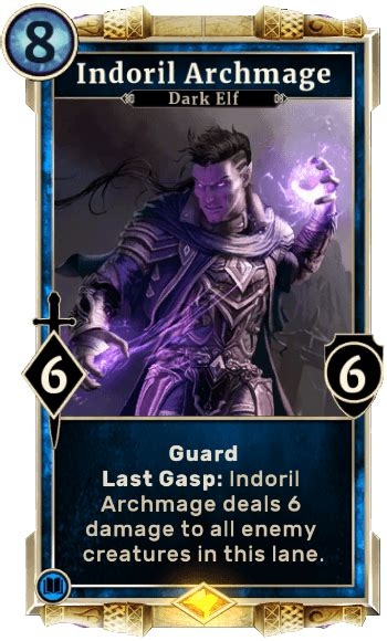elder scrolls legends card template intelligence blue cards elder scrolls legends wiki wiki