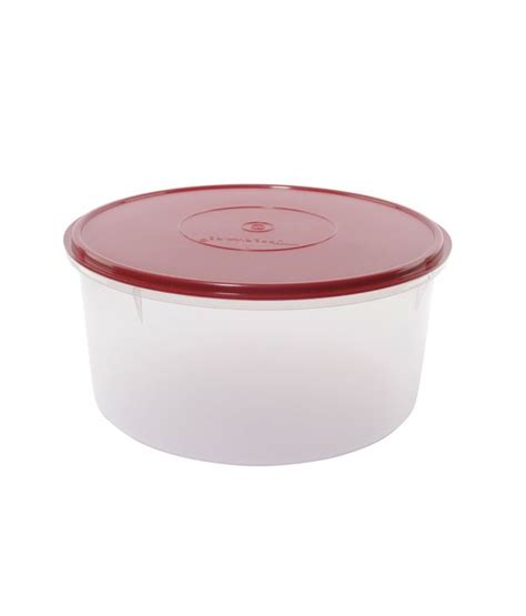 Tupperware Jumbo Keep N Carry tupperware carry all canister 10 ltrs buy at best price in india snapdeal