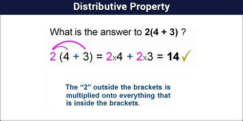 distributive property exles multiplication www imgkid