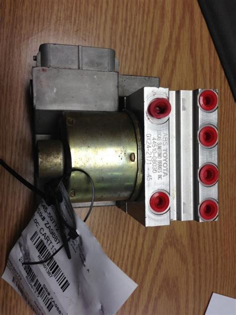 service manual repair anti lock braking 2001 toyota sienna auto manual 04 06 toyota sienna