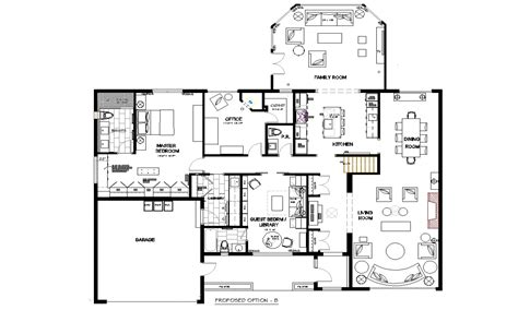 open plan bungalow floor plans bungalow open concept floor plans small bungalow open