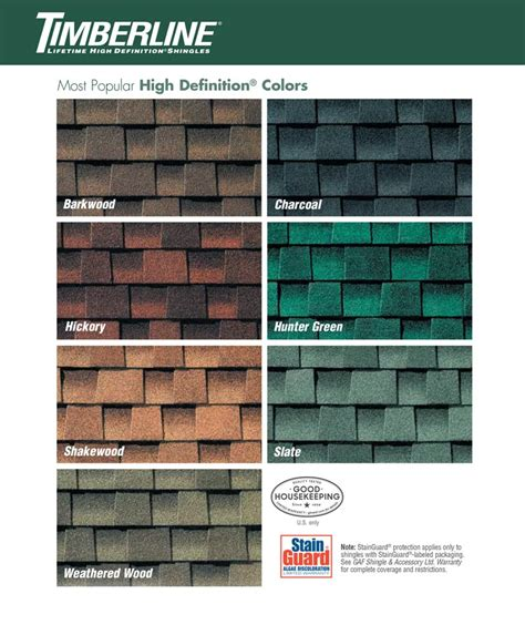 shingles colors shingle colors roofing contractor in south jersey djk