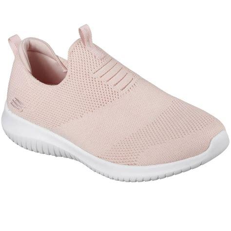 Skechers Ultra Flex by Skechers Ultra Flex Take Womens Sports Shoe