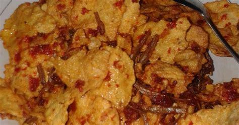 Kerupuk Sambalado kerupuk balado 7 resep cookpad