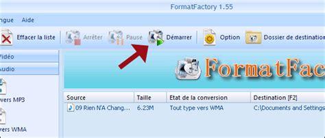 format factory cnet tutoriel format factory