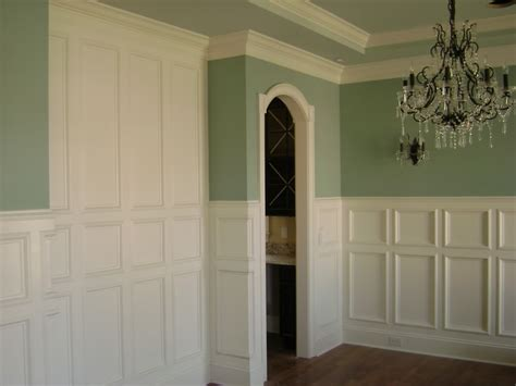 Wainscoting Wall Panels Decorative Flat Panel Wainscoting All Home Decorations