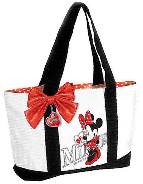 Tas Travel Mickeyminnie bol united labels minnie mouse tas wit