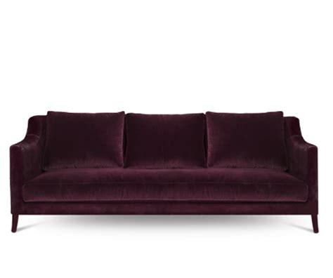 modern velvet sofa como velvet sofa modern contemporary furniture by brabbu