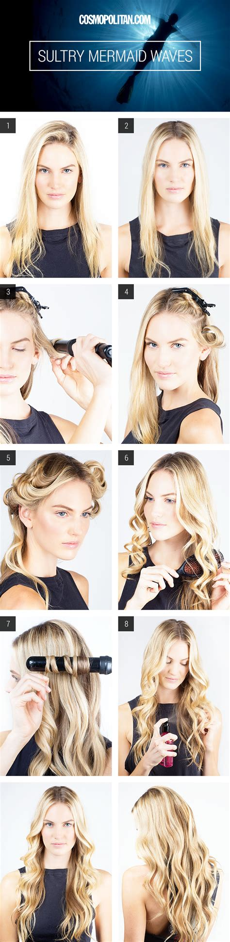hairstyles you can do in 5 minutes easy hairstyles every woman can do in five minutes