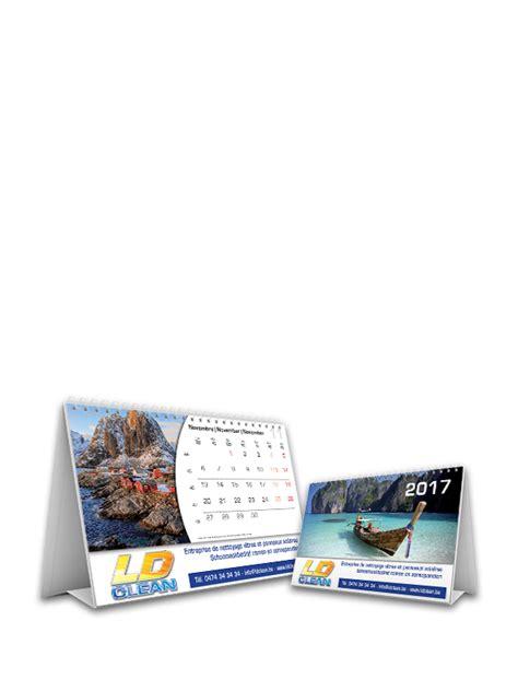 calendrier photo de bureau calendrier publicitaire impression de calendriers 2018