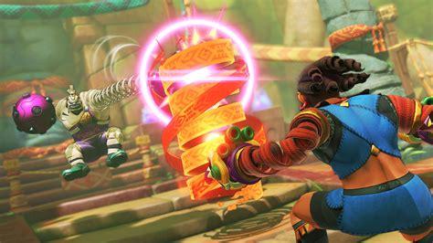 Switch Lu Mundur Avanza 161 el nuevo luchador misango se une a arms noticias