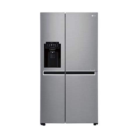 Www Lemari Es Lg jual lg gc l247clcv lemari es in door maker kulkas side by side 668 liter harga