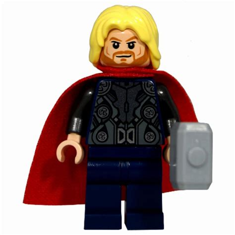 Lego Thor lego heroes thor soft cape heroes lego minifigs warehouse19 se