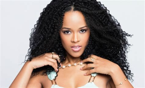 tianna empire hairstyles empire s serayah mcneil on speaking your dreams into