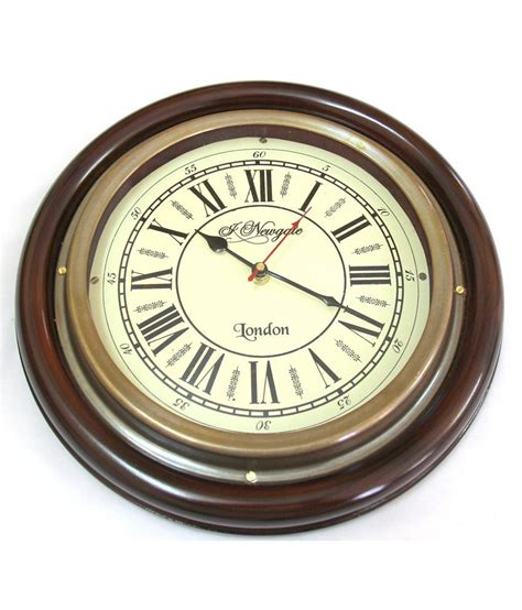 beautiful clocks beautiful antique 12 inch brass wooden wall clock buy