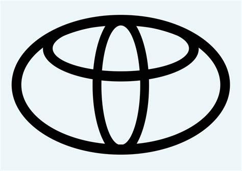 logo toyota vector vector toyota logo eps