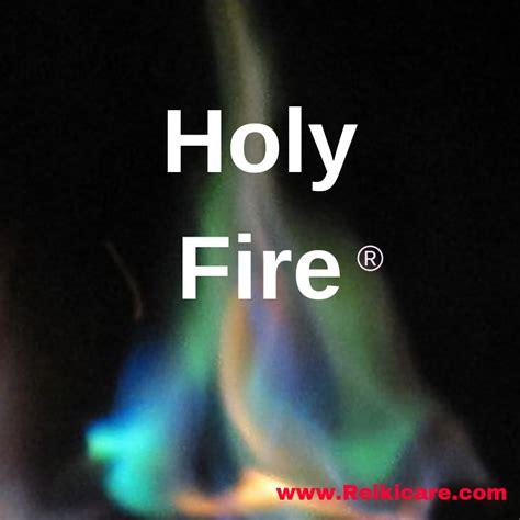 holy fire reiki reikicare
