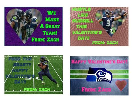 seattle valentines day seattle seahawks s day cards v day