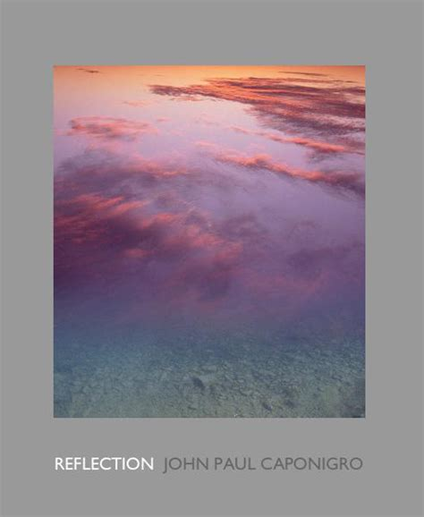 reflection books reflection by paul caponigro photography