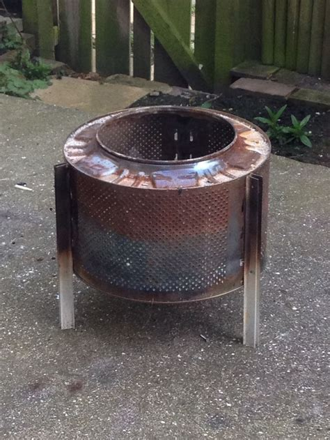 washing machine drums for pits 414 best images about outdoor living ideas on
