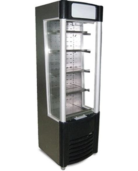 air curtain cooler air curtain display coolers ice com