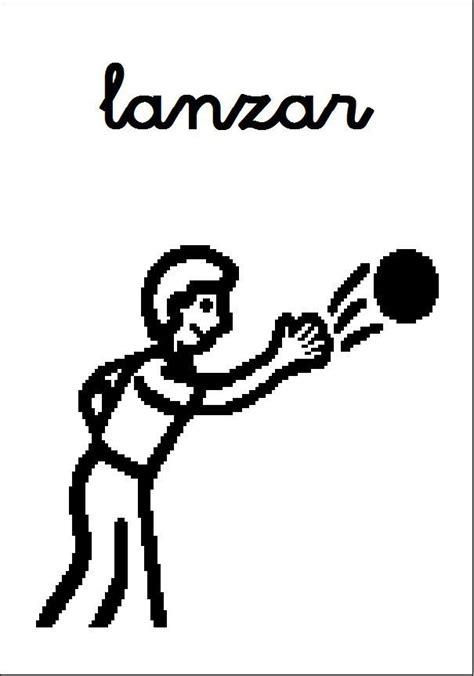 imagenes en blanco y negro de verbos lanzar wchaverri s blog