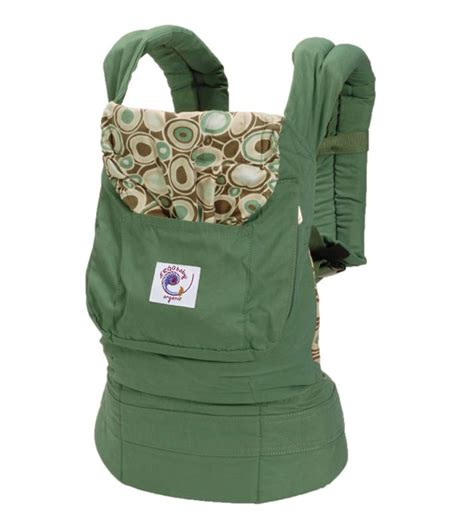 Organic Baby Carrier ergobaby organic baby carrier green river