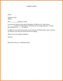 Raise Request Letter Template 5 Sample Salary Increase Letter To Employer Salary Slip