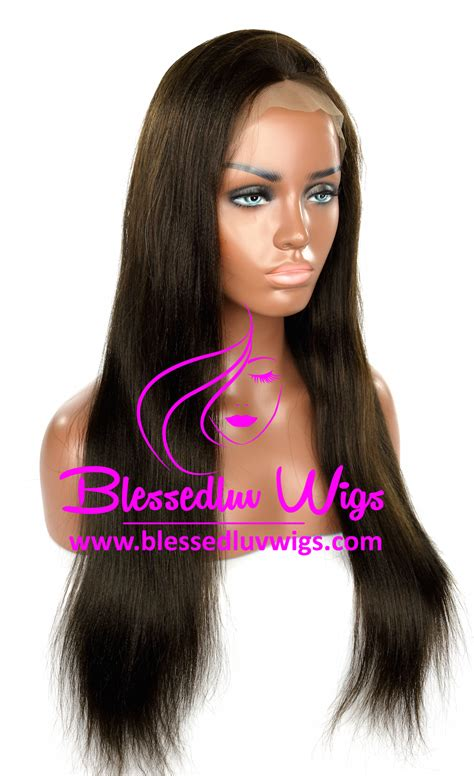 With Wig On by Ataha Hair Curl 613