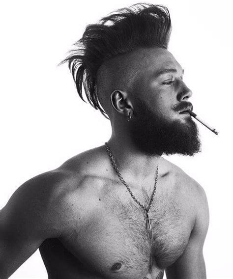 viking mohawk 45 cool and rugged viking hairstyles menhairstylist com