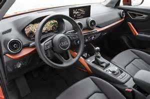 Car Interior Upholstery Cost Audi Q2 On Sale In Uk Priced From 163 22 380 Autocar