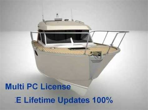 boat drawing software 3d cad boat designs boat builder center youtube