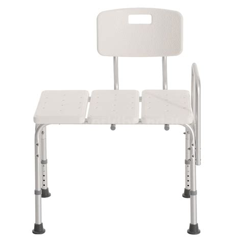 adjustable transfer bench new shower bath seat medical adjustable bath tub transfer