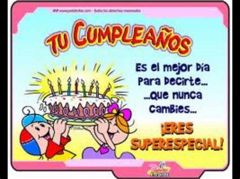 imagenes feliz cumpleaños amiga linda feliz cumplea 241 os amiga linda tkm youtube