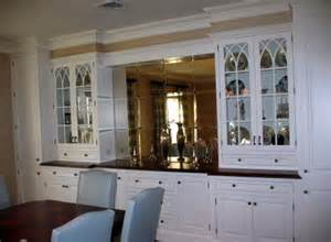 Built In Dining Room Cabinets by Dining Room Packard Cabinetry Custom Kitchen Amp Bath