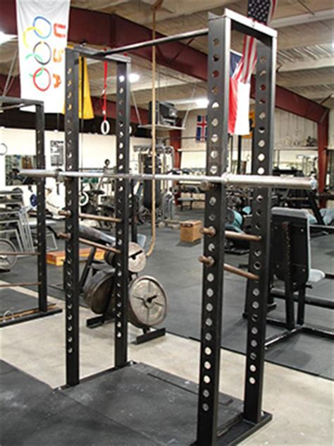 starting strength equipment
