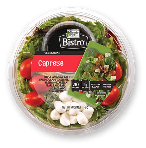 The Kitchen Collection Store Locator by Bistro 174 On The Go Salads Ready Pac